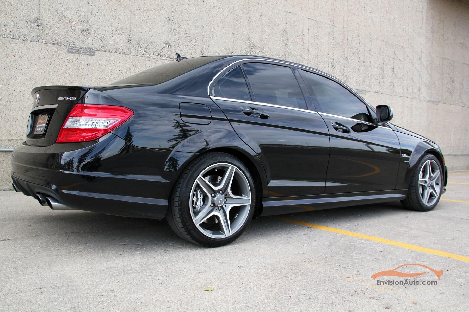 2009 mercedes-benz c63 amg performance pkg