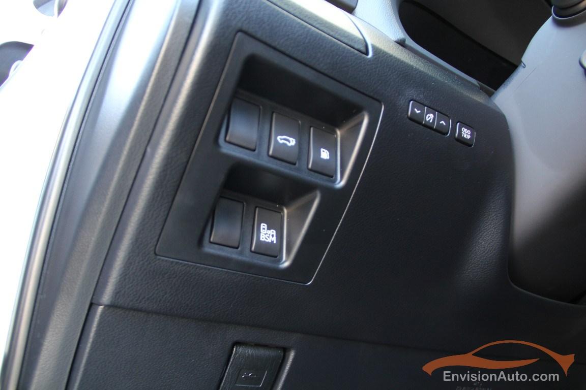 2013 Lexus Rx350 Awd F Sport Ultra Premium Blind Spot