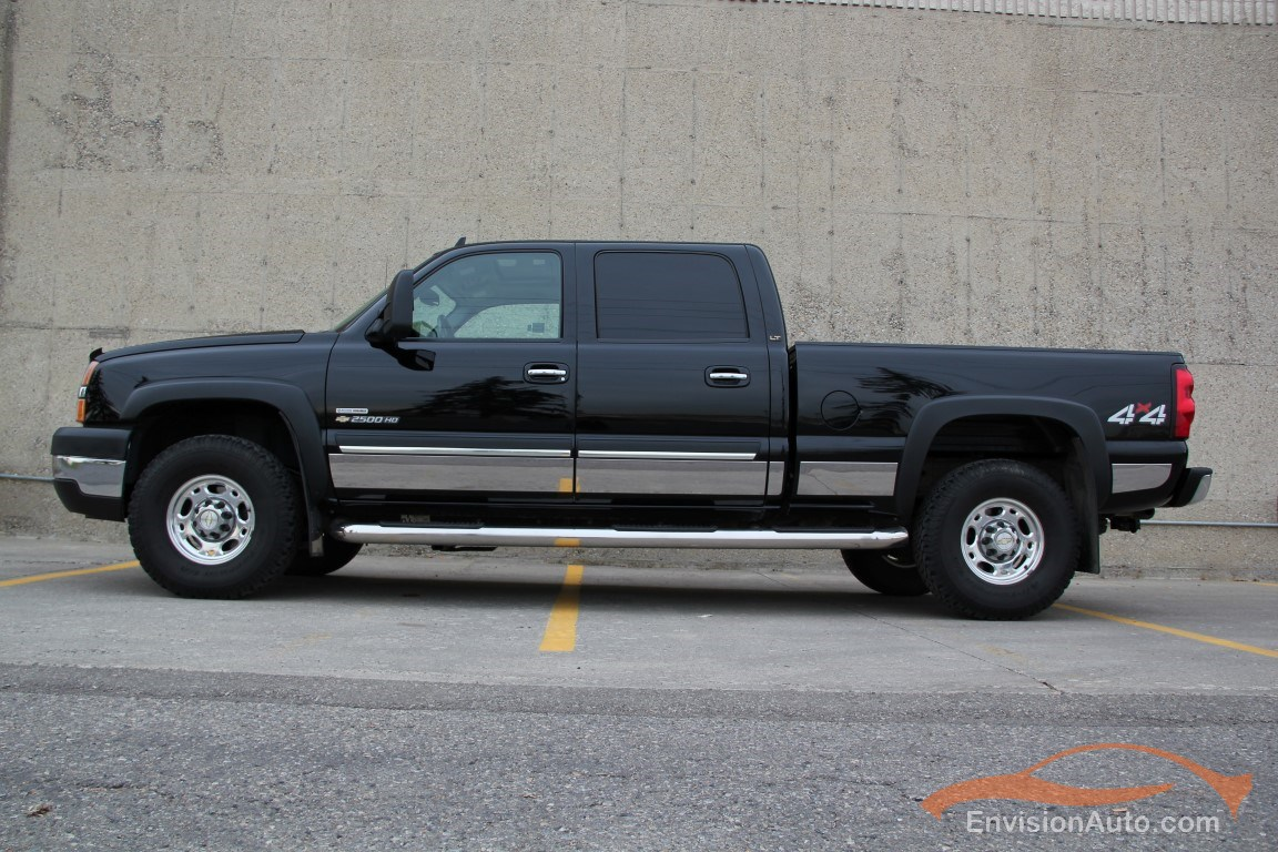 Chevy Silverado Hd Bed Size