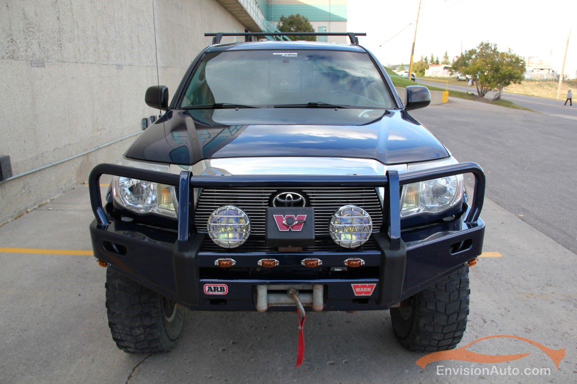 2007 Toyota Tacoma Trd Supercharged 6in Fabtec Lift Envision Auto