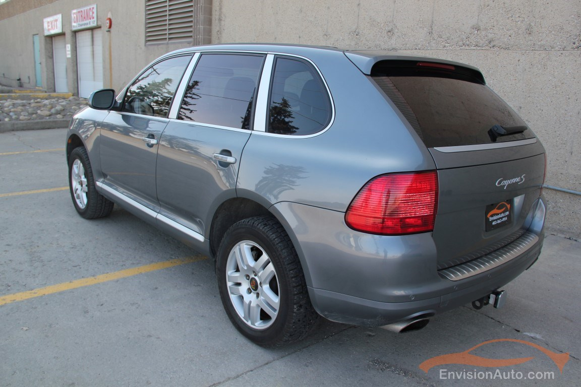 2005 porsche cayenne s awd 4 5l v8 envision auto. Black Bedroom Furniture Sets. Home Design Ideas