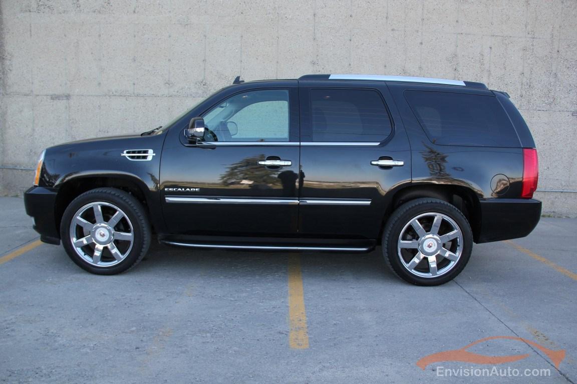 2010 Cadillac Escalade Awd Ultra Luxury Envision Auto