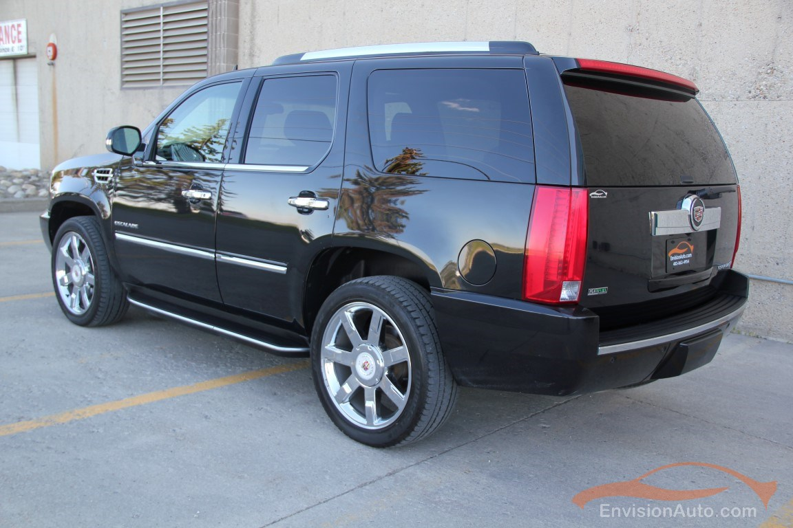 2010 Cadillac Escalade Awd Ultra Luxury Envision Auto