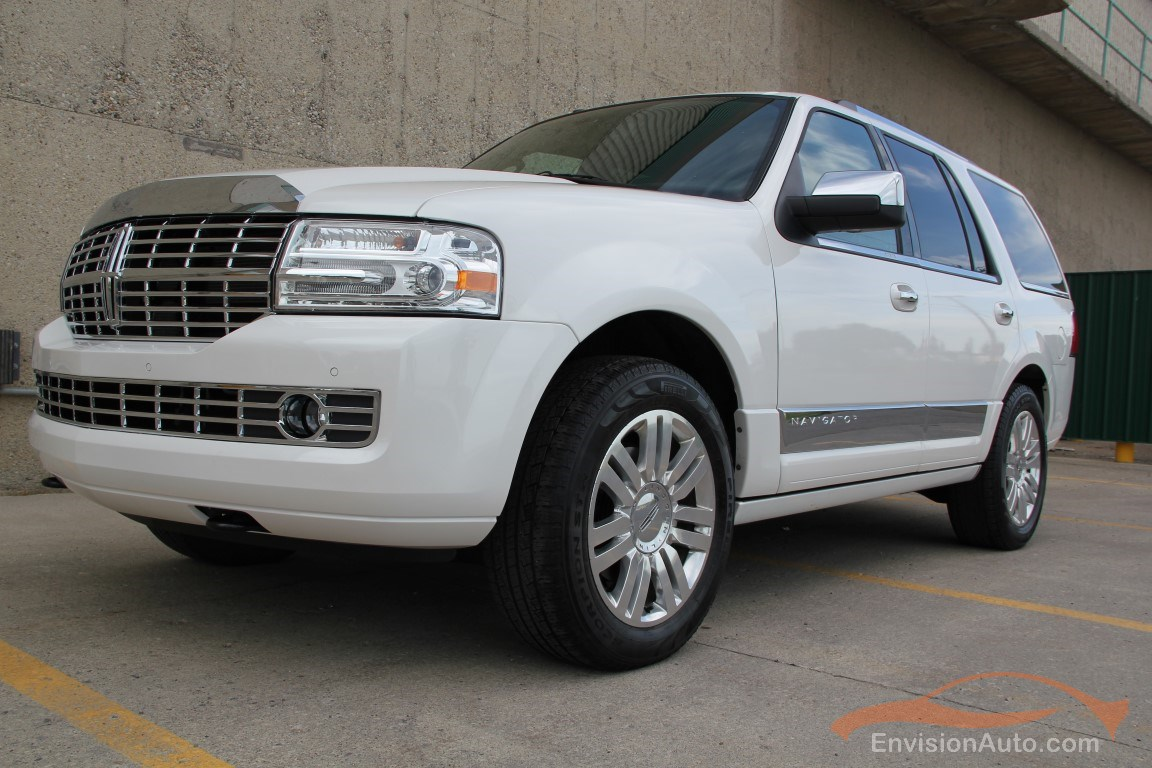 2011 Lincoln Navigator Ultimate 4 X 4 7 Passenger