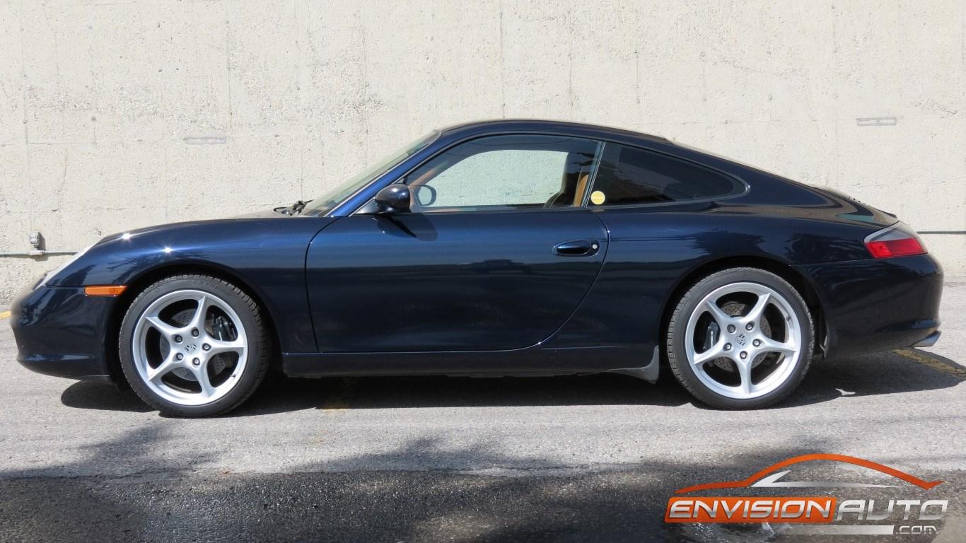 2003 Porsche 911 Carrera 2 996 3 6l 6 Speed Manual