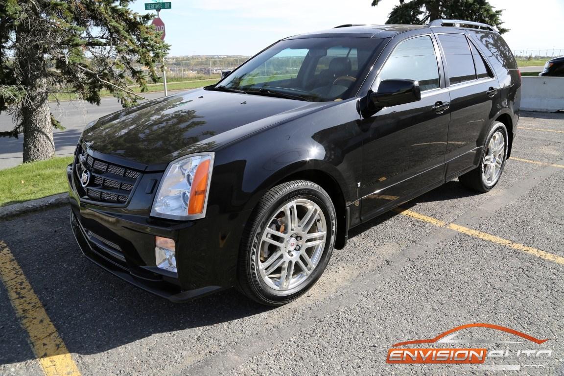 2007 Cadillac SRX4 All Wheel Drive Luxury Pkg - Envision Auto