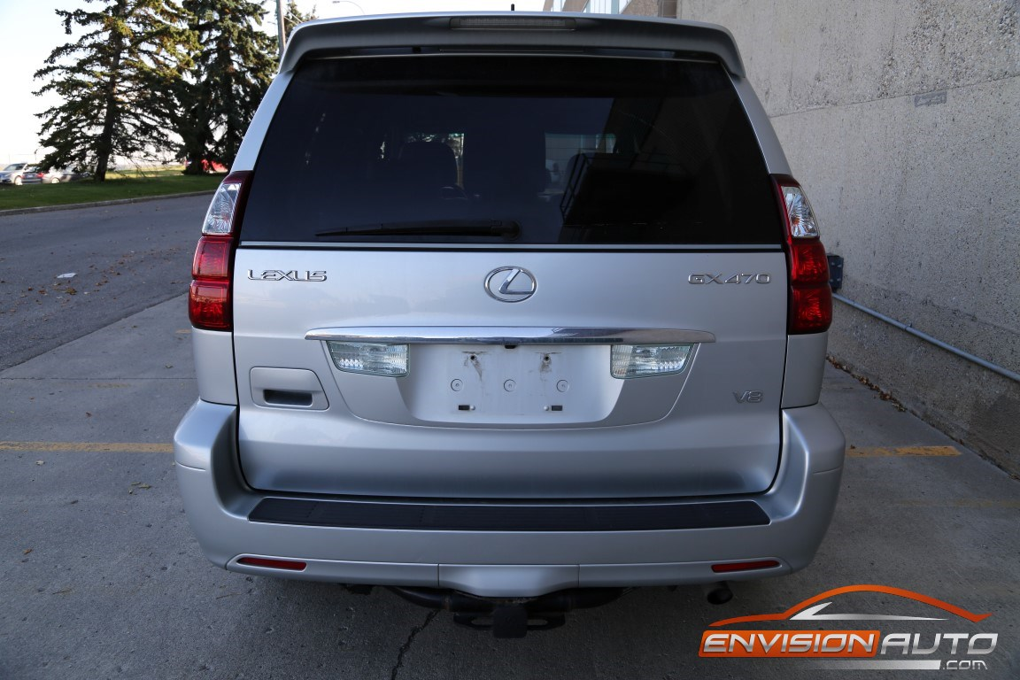 Remote Car Starter Calgary >> 2008 Lexus GX470 Ultra Premium – Rear DVD – Air Ride ...