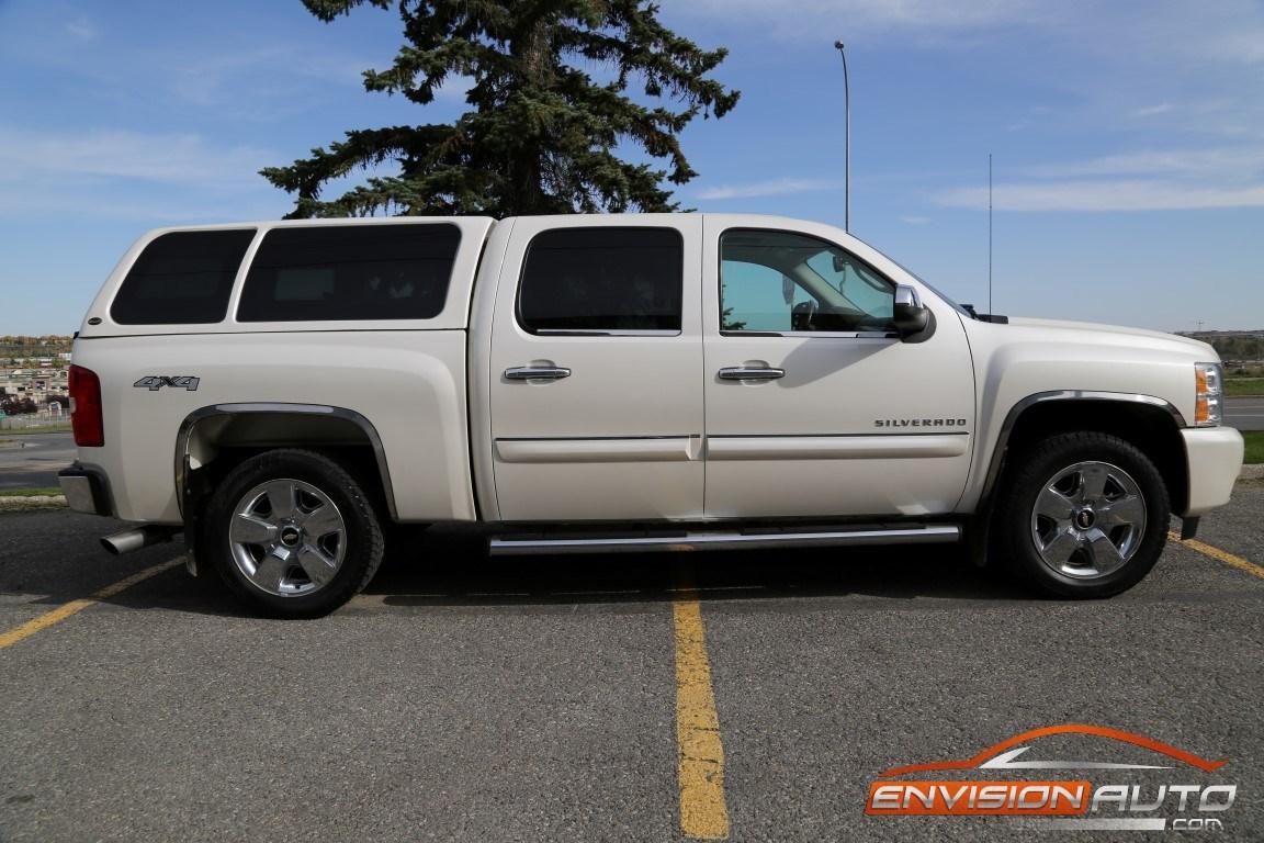 2010 Chevrolet Silverado 1500 4wd Crew Ltz Envision Auto