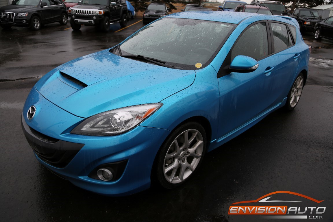 2010 Mazda Mazdaspeed3 2 3l Turbo Tech Pkg Remote