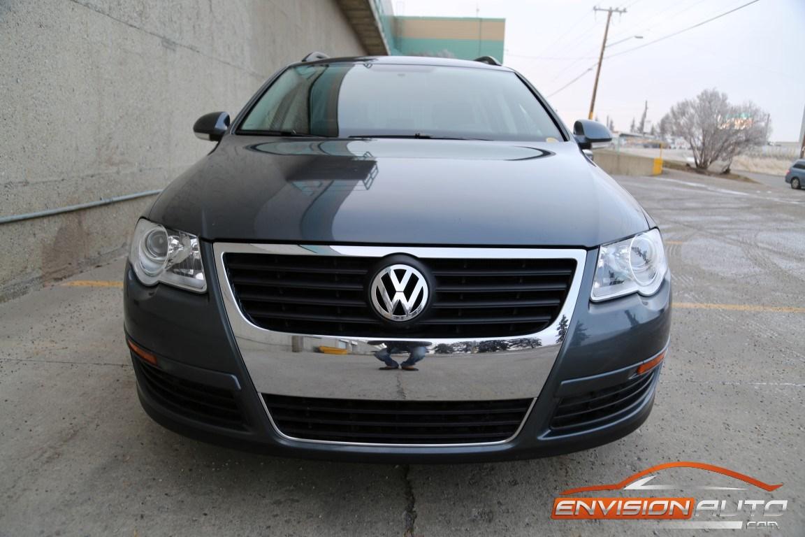 2010 Volkswagen Passat Wagon Comfortline 2 0t Envision Auto