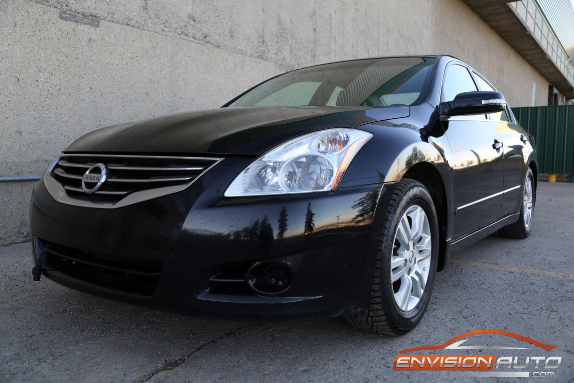 No Down Payment Auto Insurance >> 2012 Nissan Altima 2.5SL Sedan - Envision Auto