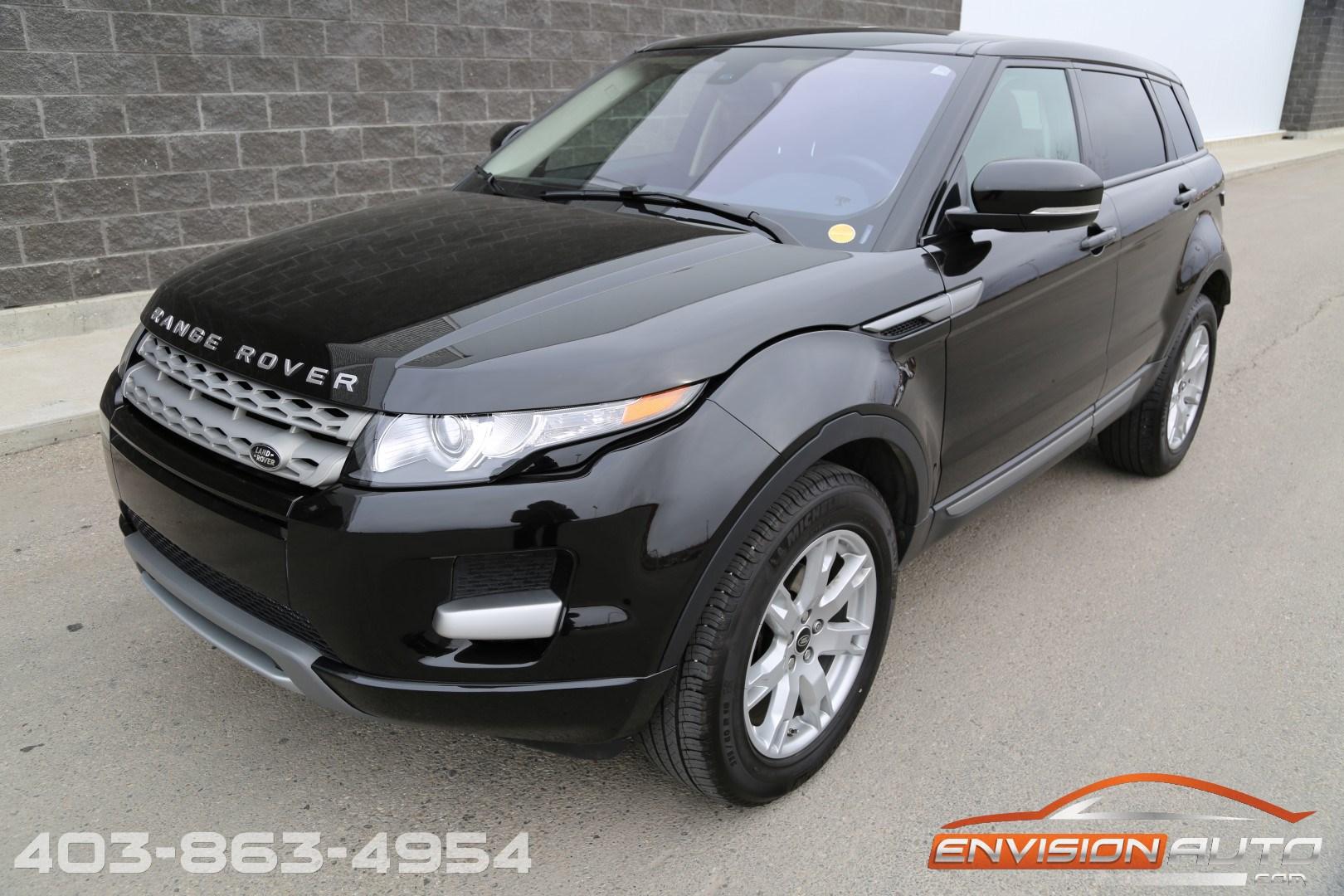 2013 Land Rover Range Rover Evoque Pure Envision Auto