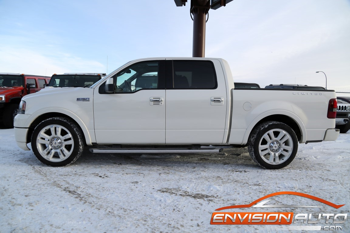 2008 Ford F-150 Crew Limited Roush Supercharged