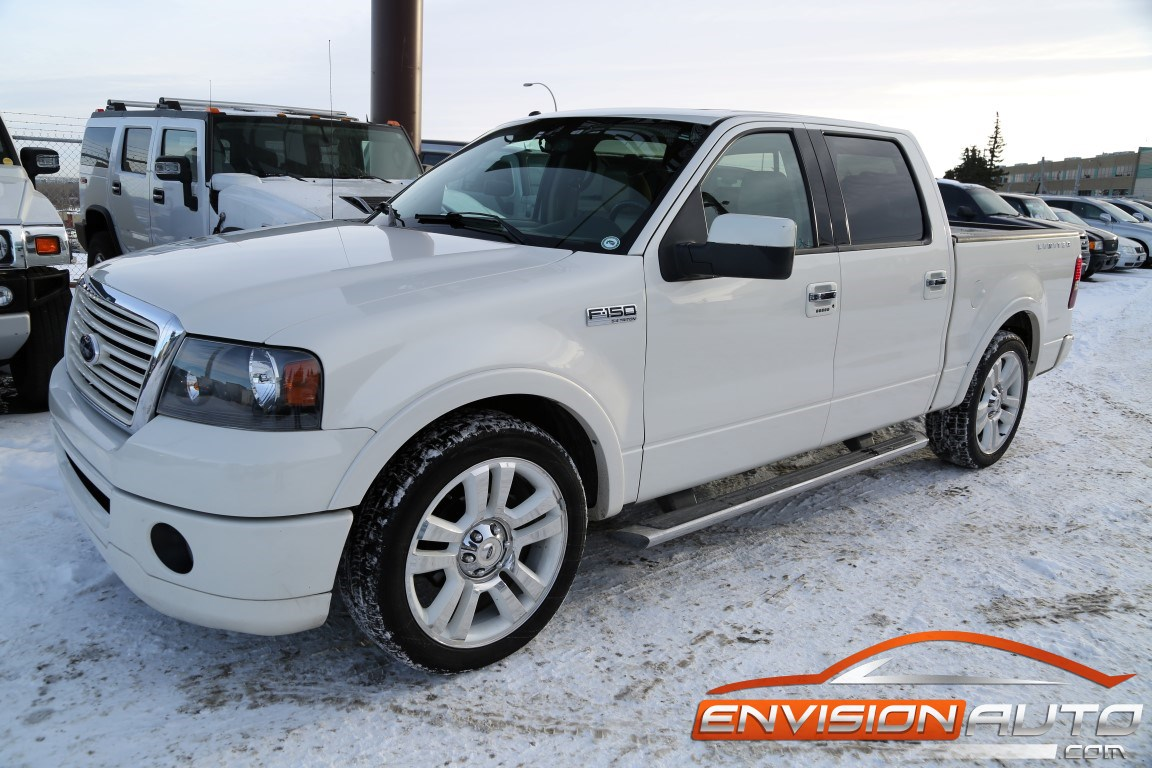 2008 ford f 150 crew limited roush supercharged envision. Black Bedroom Furniture Sets. Home Design Ideas