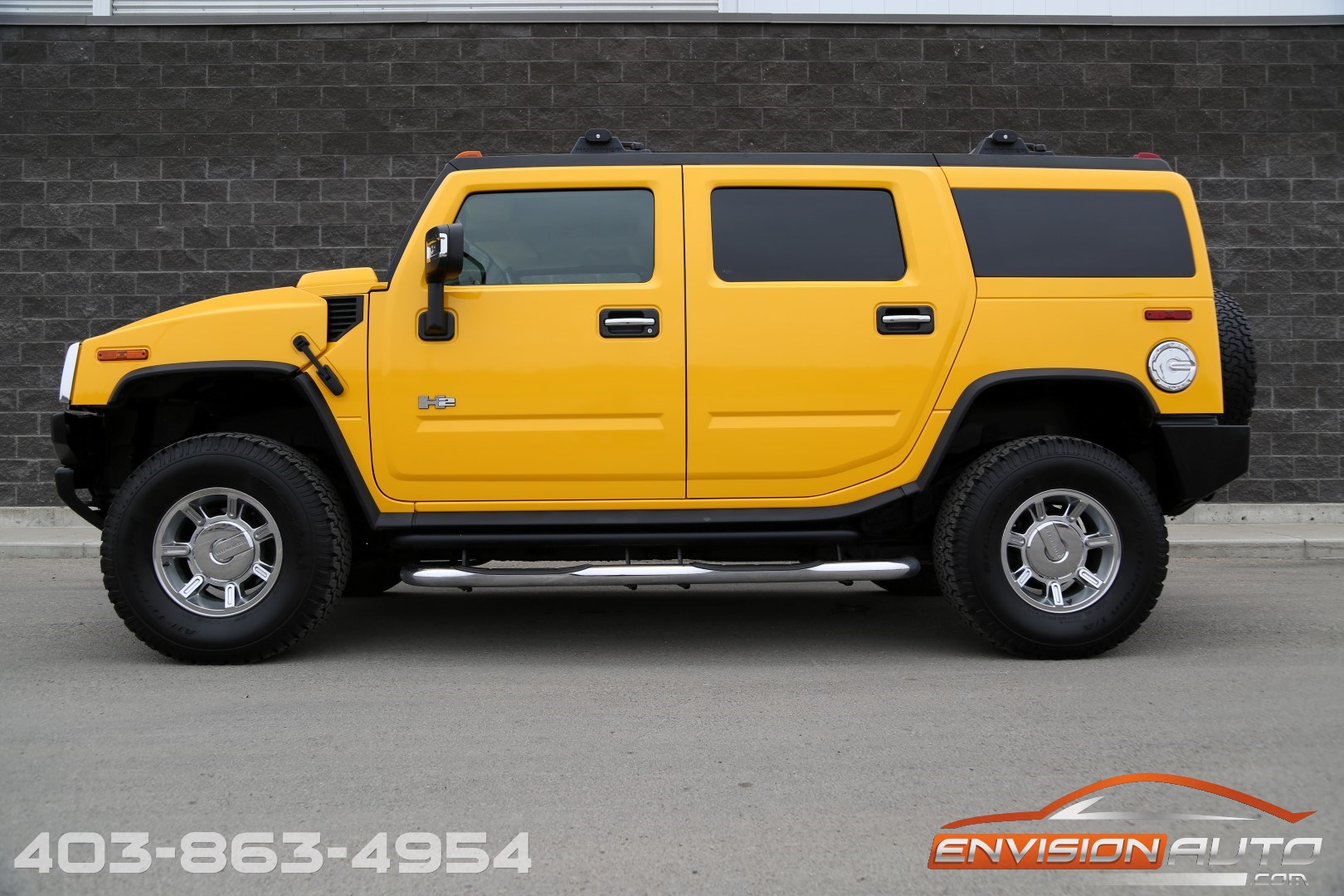 2005 H2 Hummer Suv Luxury Pkg Low Mileage Envision Auto