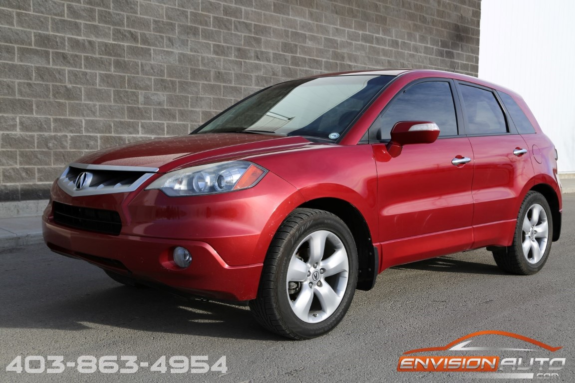 2008 acura rdx awd technology package envision auto. Black Bedroom Furniture Sets. Home Design Ideas