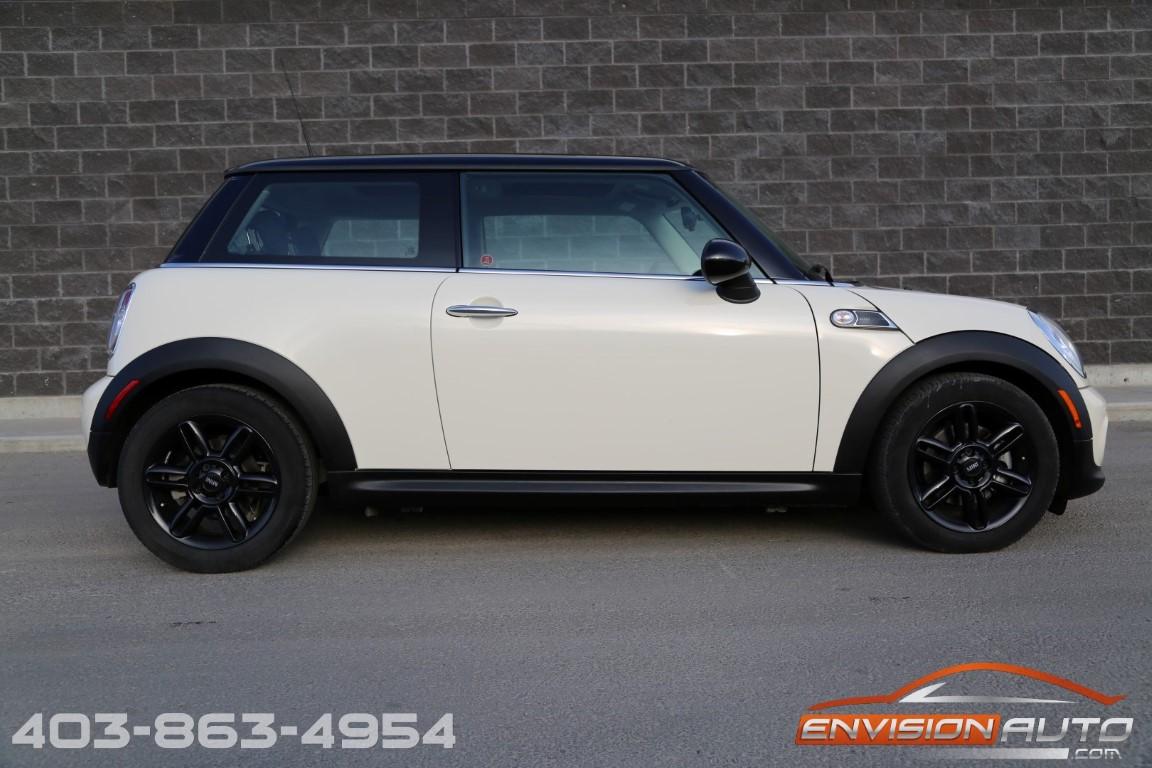 2012 Mini Cooper Baker Street Edition Envision Auto