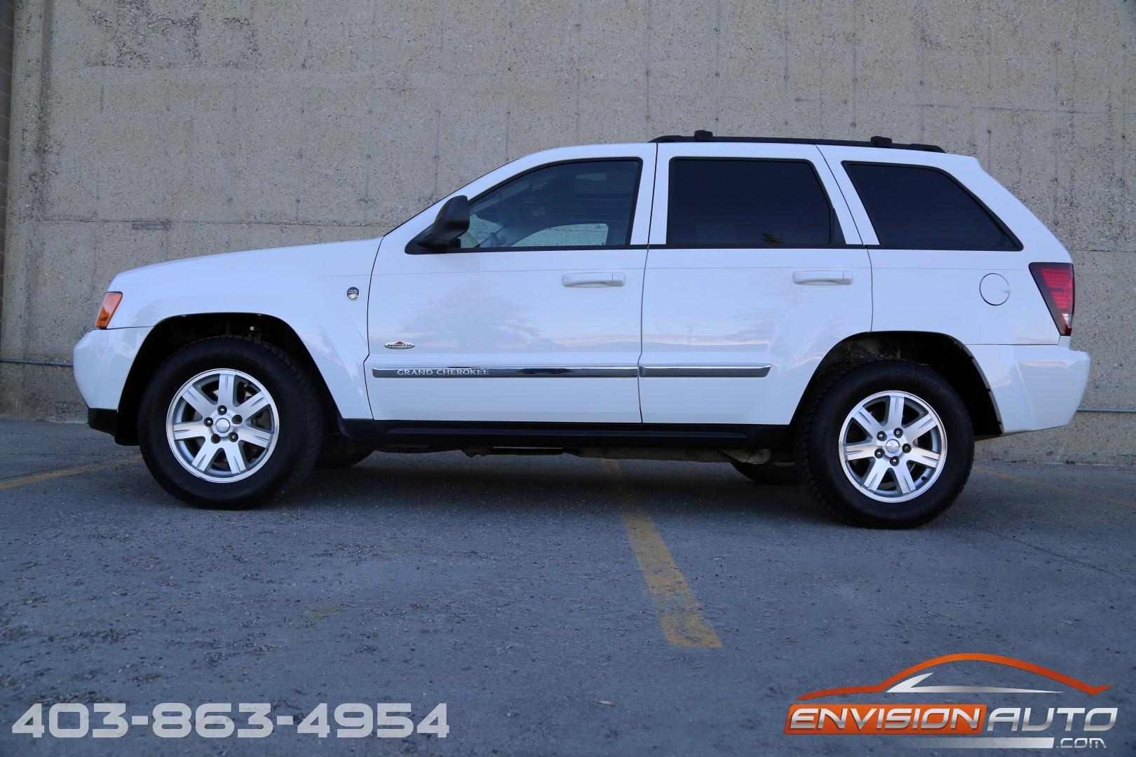 2008 Jeep Grand Cherokee Laredo North Edition 3 0l Crd