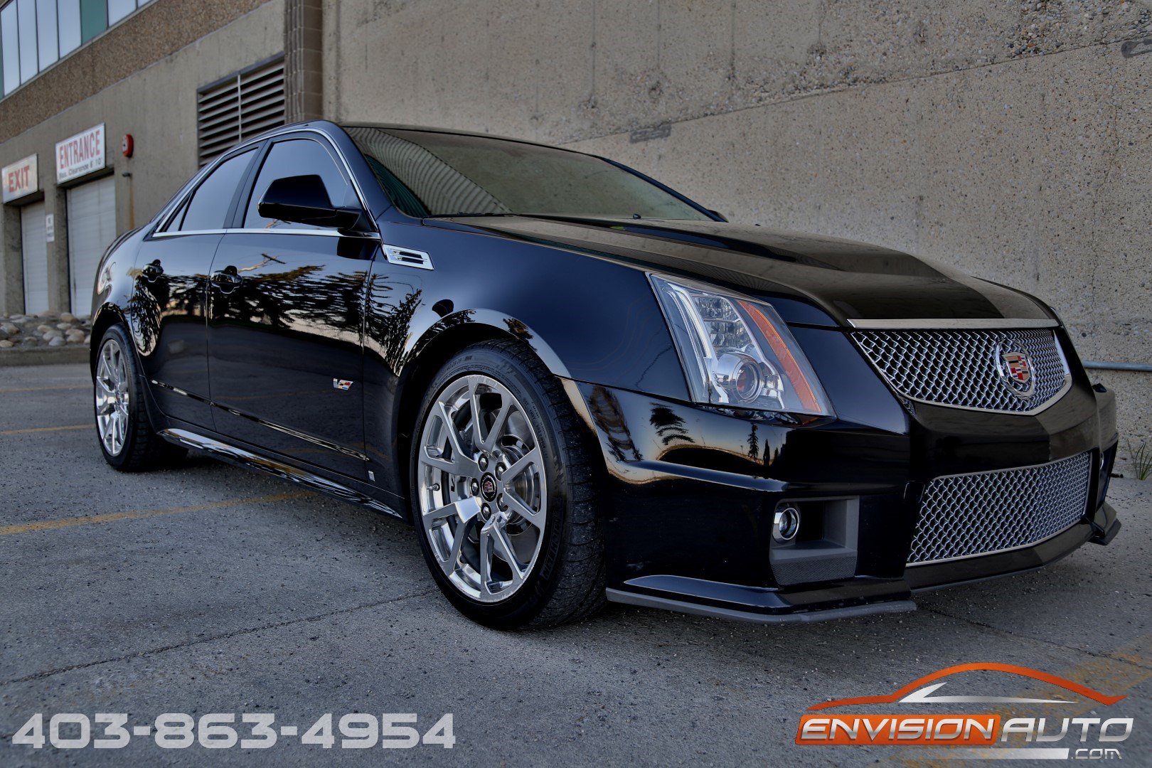 Cadillac Cts V Supercharged G Dn P