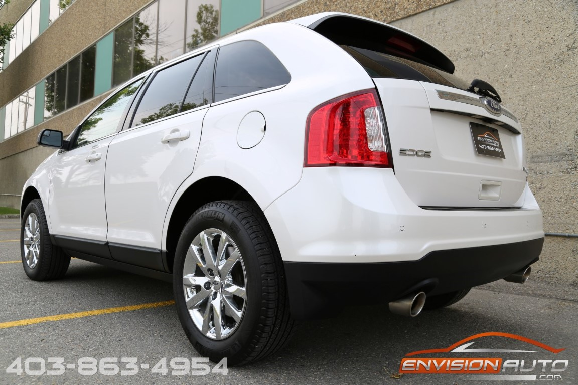 Blacked Out Ford Edge >> 2013 Ford Edge Limited AWD - Envision Auto