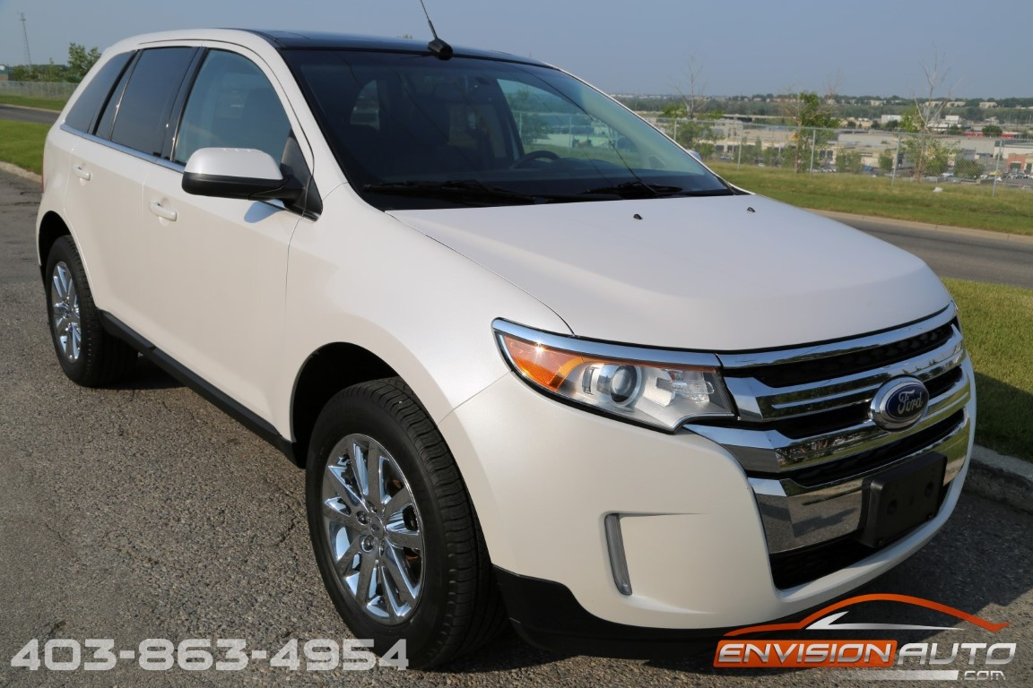 2013 Ford Edge Limited Awd Envision Auto