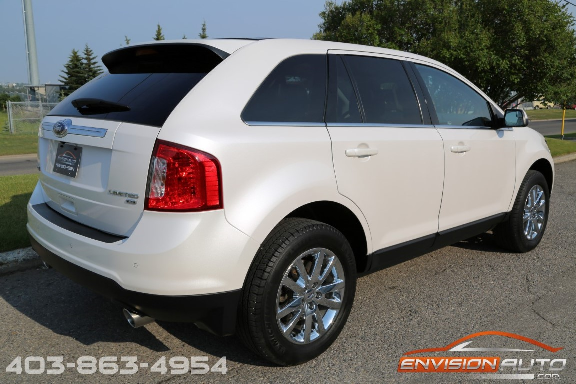 Van Chevrolet Kc >> 2013 Ford Edge Limited AWD - Envision Auto