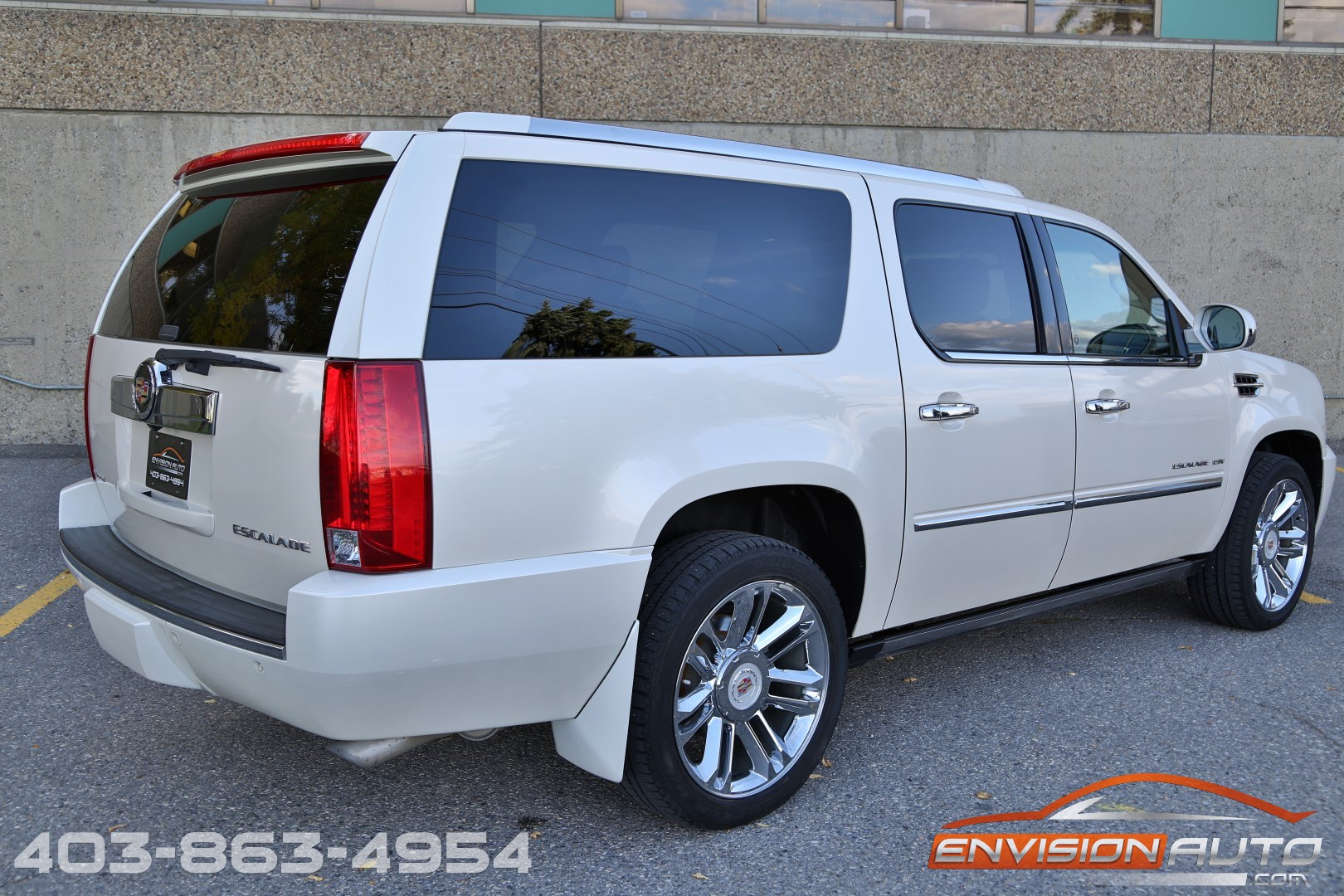 2013 Cadillac Escalade Esv Platinum Edition Loaded