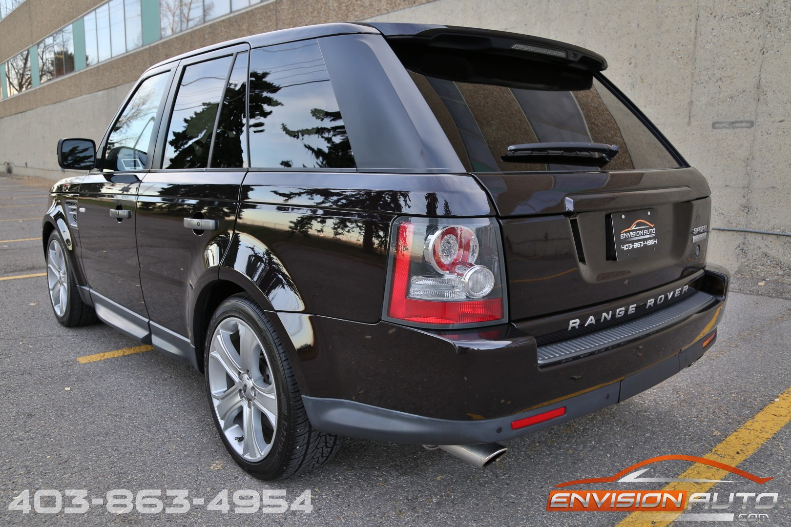 2010 Land Rover Range Rover Sport Supercharged - Envision Auto