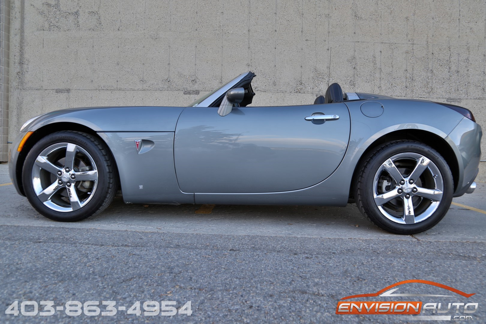 2007 Pontiac Solstice Gxp Convertible Only 68k Kms