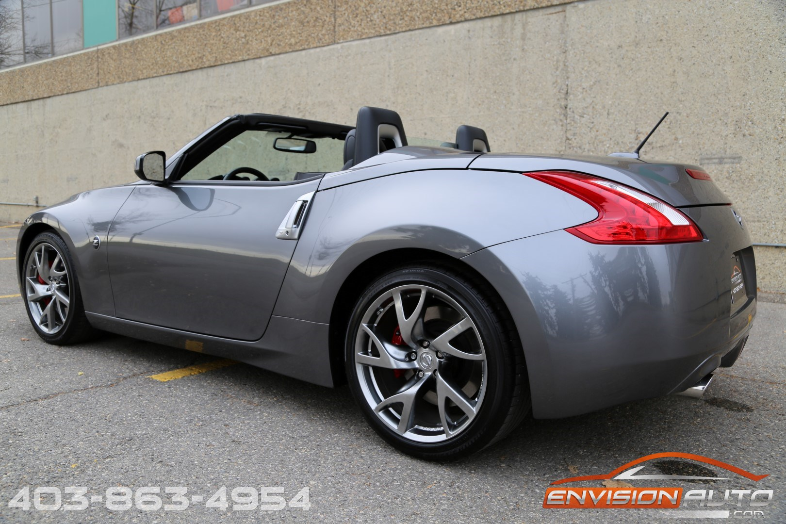 2013 Nissan 370z Roadster Touring Sport Pkg 6 Speed