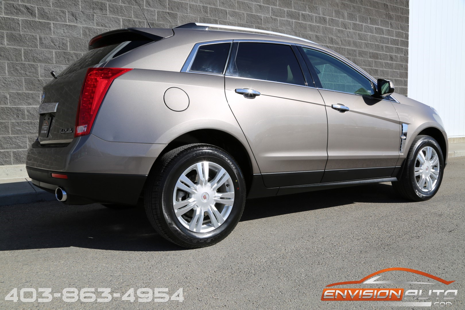2011 Cadillac SRX4 AWD Luxury Collection Envision Auto