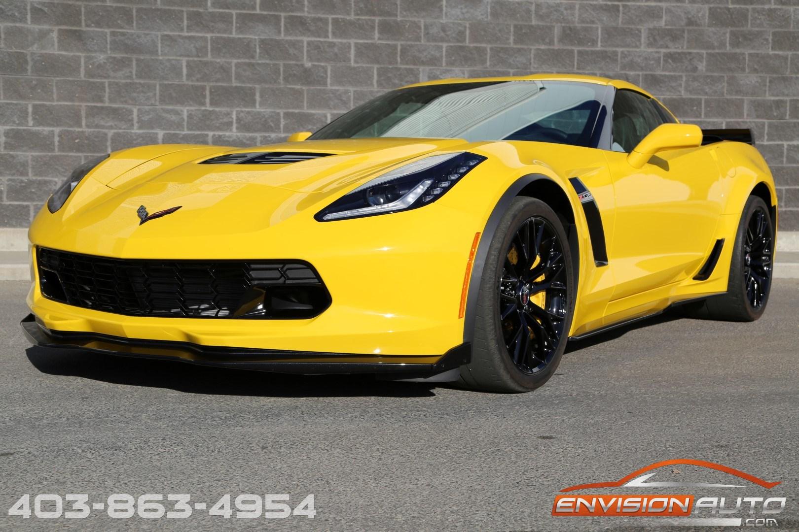2016 Corvette Z07 >> 2015 Chevrolet Corvette Z06 – 3LZ – Z07 – Carbon Ceramics – Aero - Envision Auto