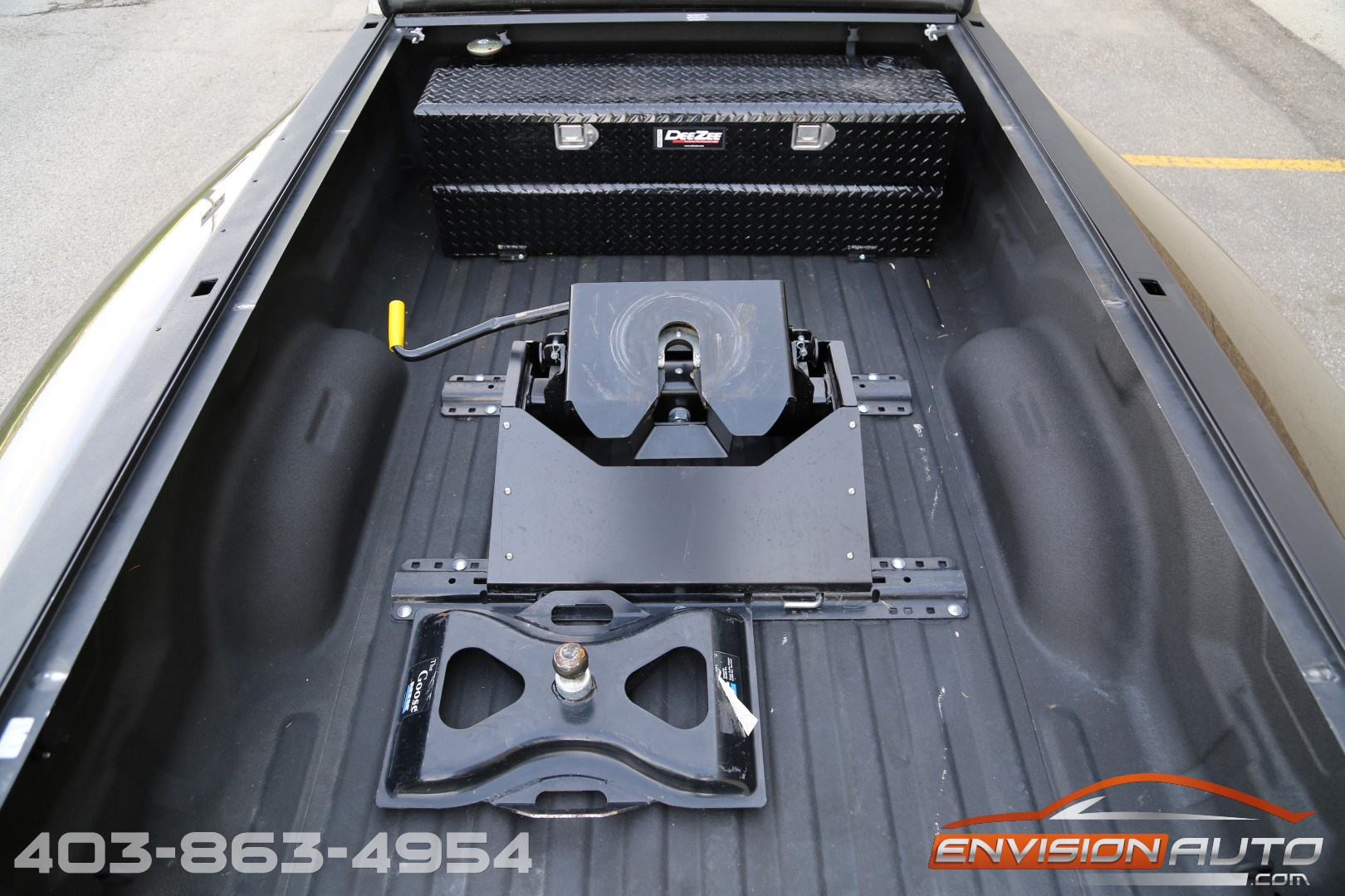 2012 Dodge RAM 3500 Longhorn Crew Dually 4×4 – Fifth Wheel – Aux Fuel Tank - Envision Auto