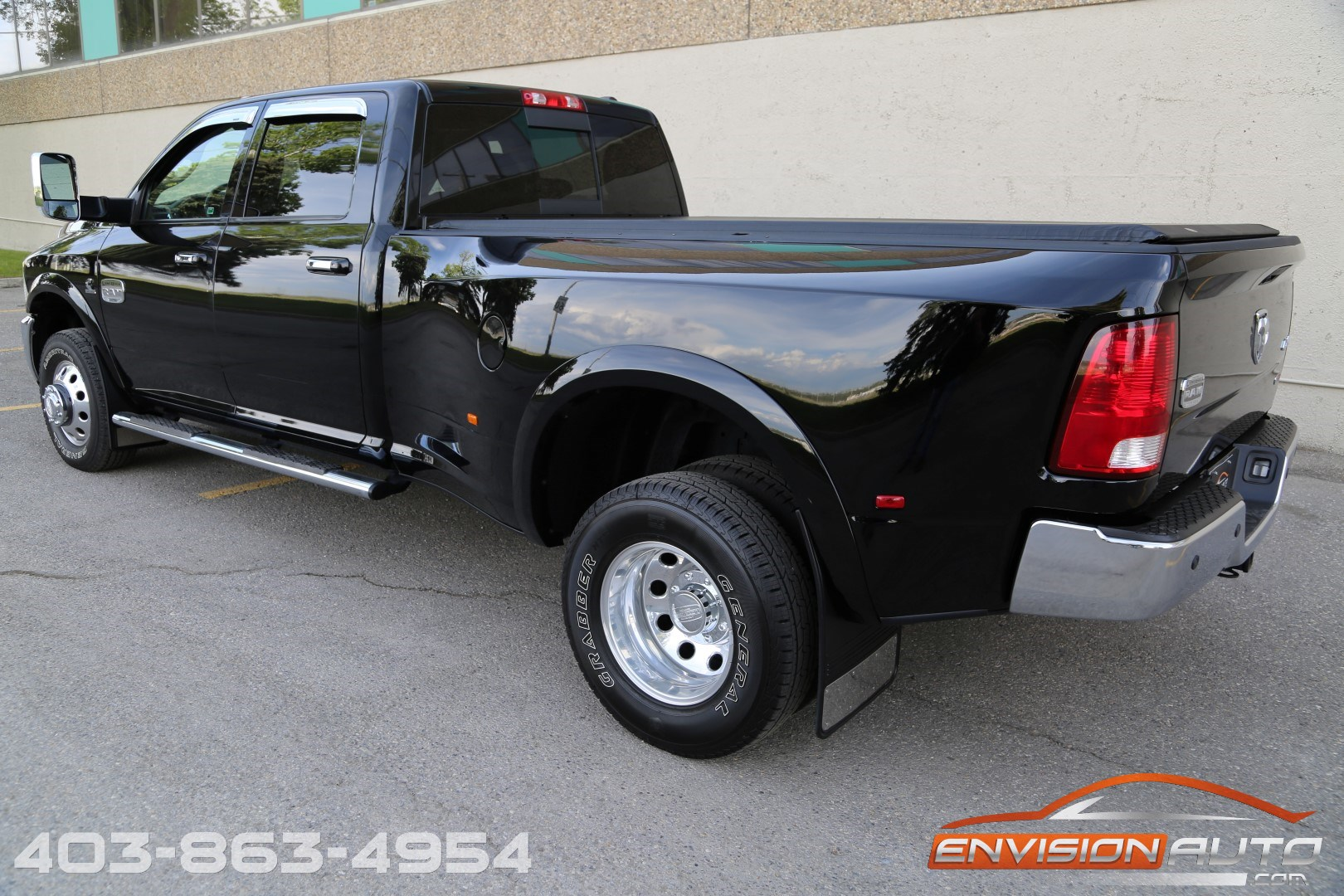 All About Dodge Ram 3500 Dually Longhorn Edition 12volt Battery 2012
