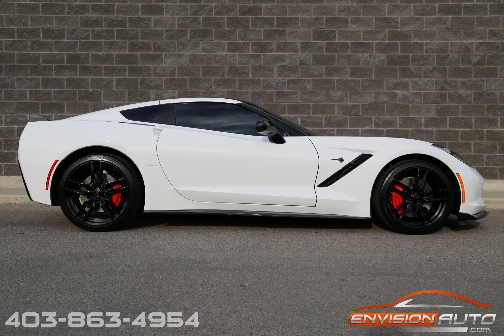 2015 Chevrolet Corvette Stingray 3lt Z51 Competition