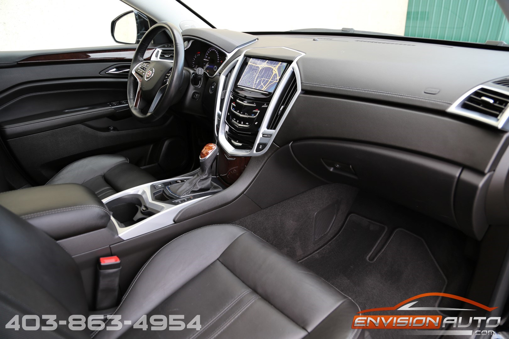 2013 Cadillac SRX4 Luxury Collection AWD - Envision Auto