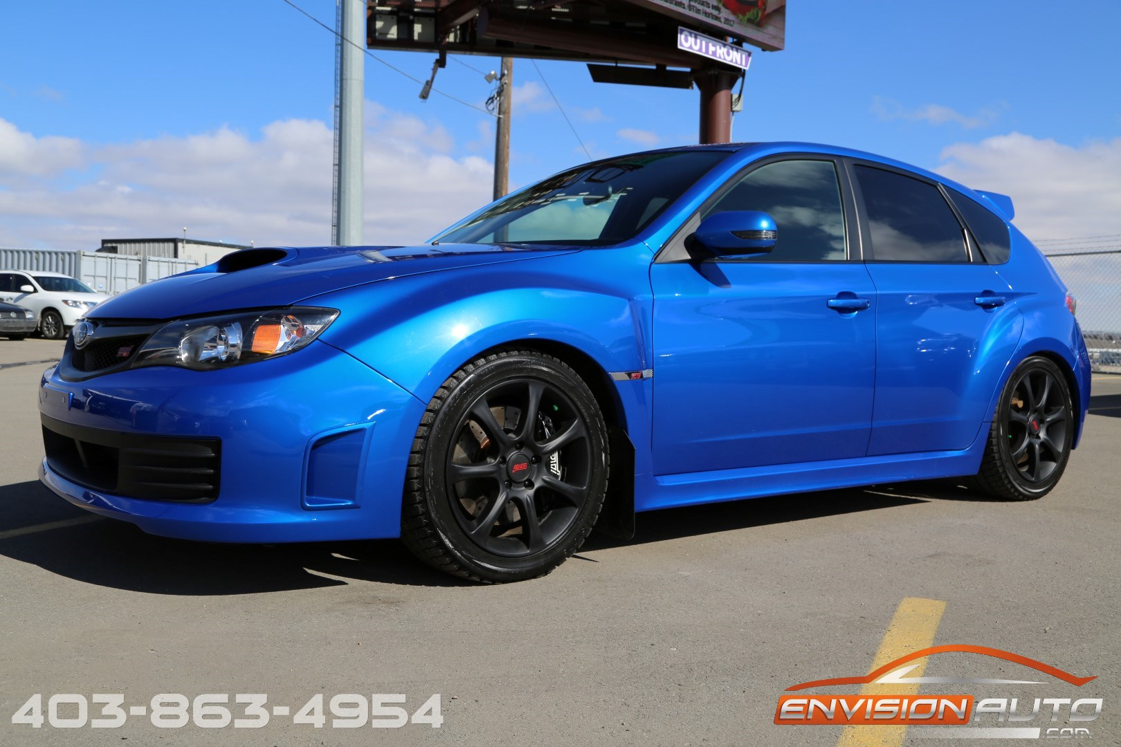 2010 subaru impreza wrx sti � custom built engine � only