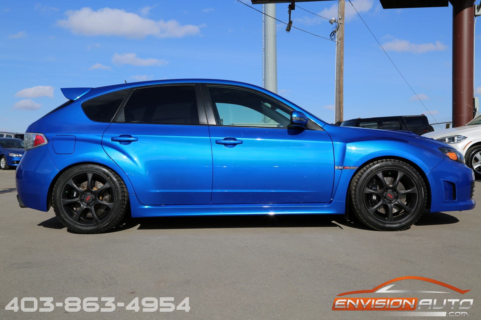 Subaru Wrx Sti 2013 For Sale >> 2010 Subaru Impreza WRX STI – CUSTOM BUILT ENGINE – ONLY 90KMS! - Envision Auto