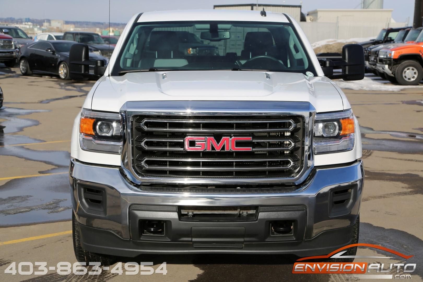 2015 Gmc Sierra 2500hd Crew 4 215 4 6 6l Duramax Envision Auto