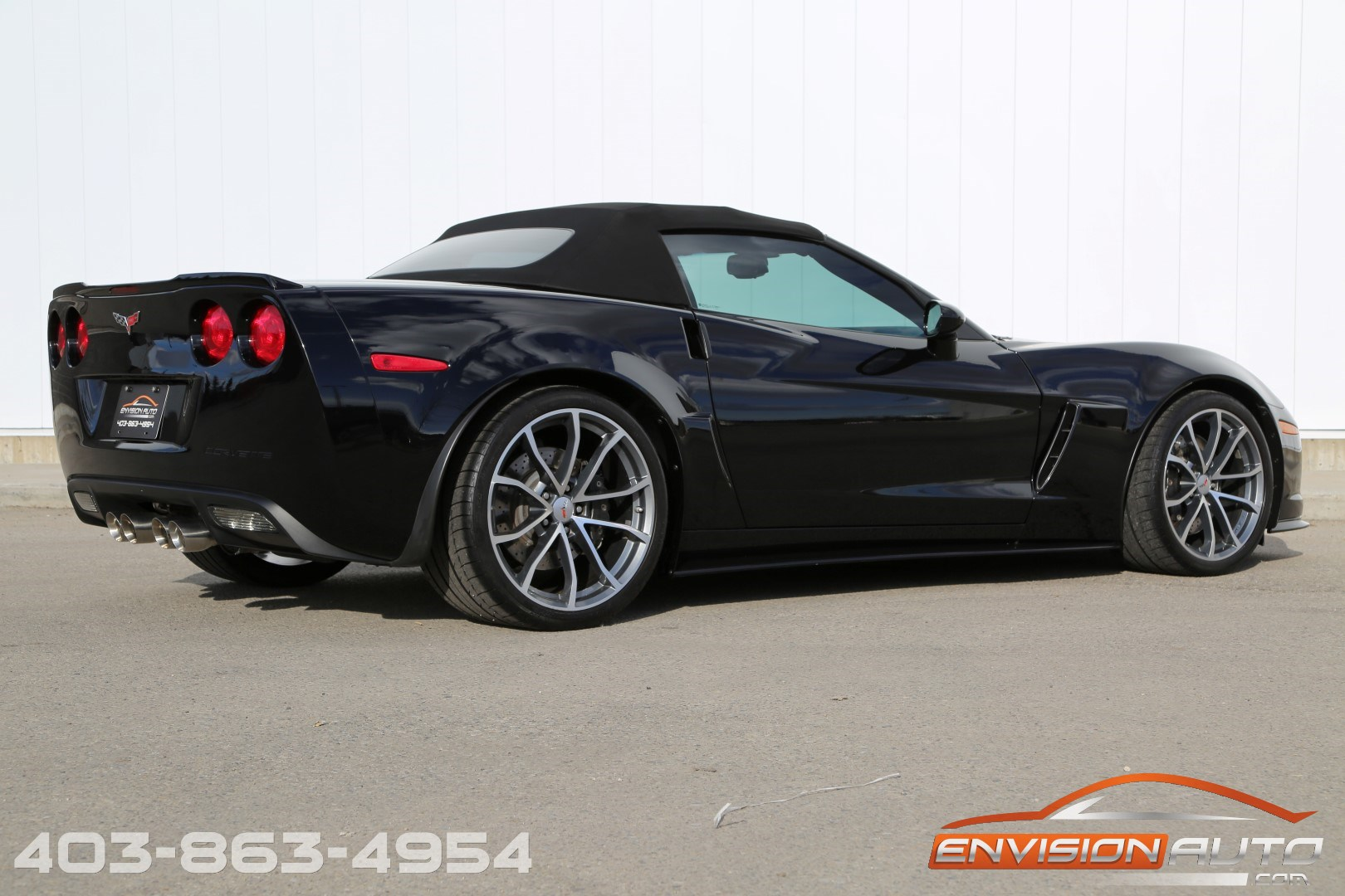 2013 Chevrolet Corvette 427 Convertible 4lt Ls7 7 0l V8 505hp Envision Auto