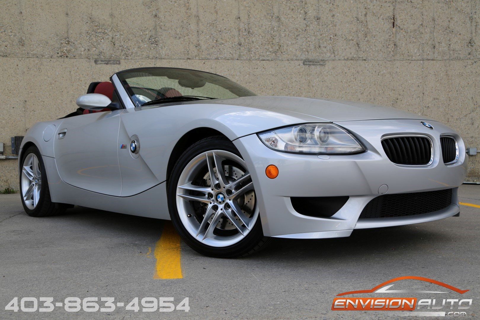 2006 Bmw Z4m 6 Speed M Roadster Envision Auto