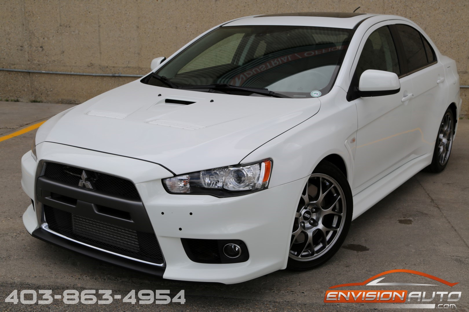 2010 Mitsubishi Lancer Evolution Mr Evo X Modded 380
