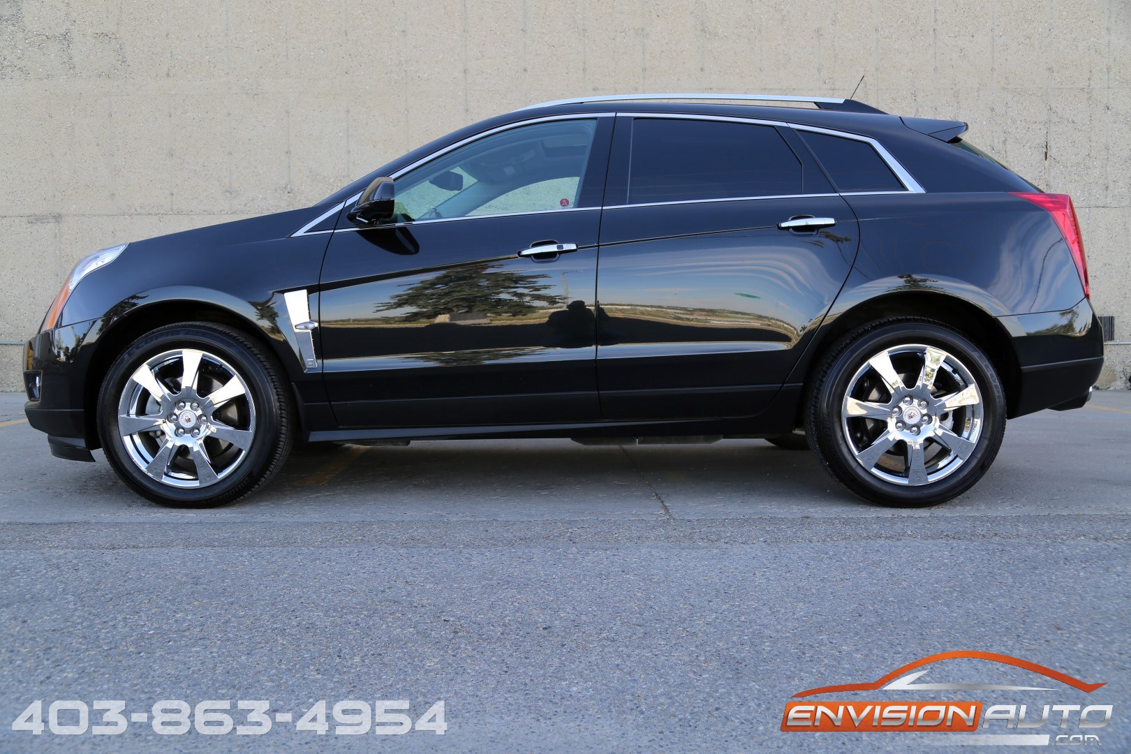 2011 cadillac srx luxury  u0026 performance