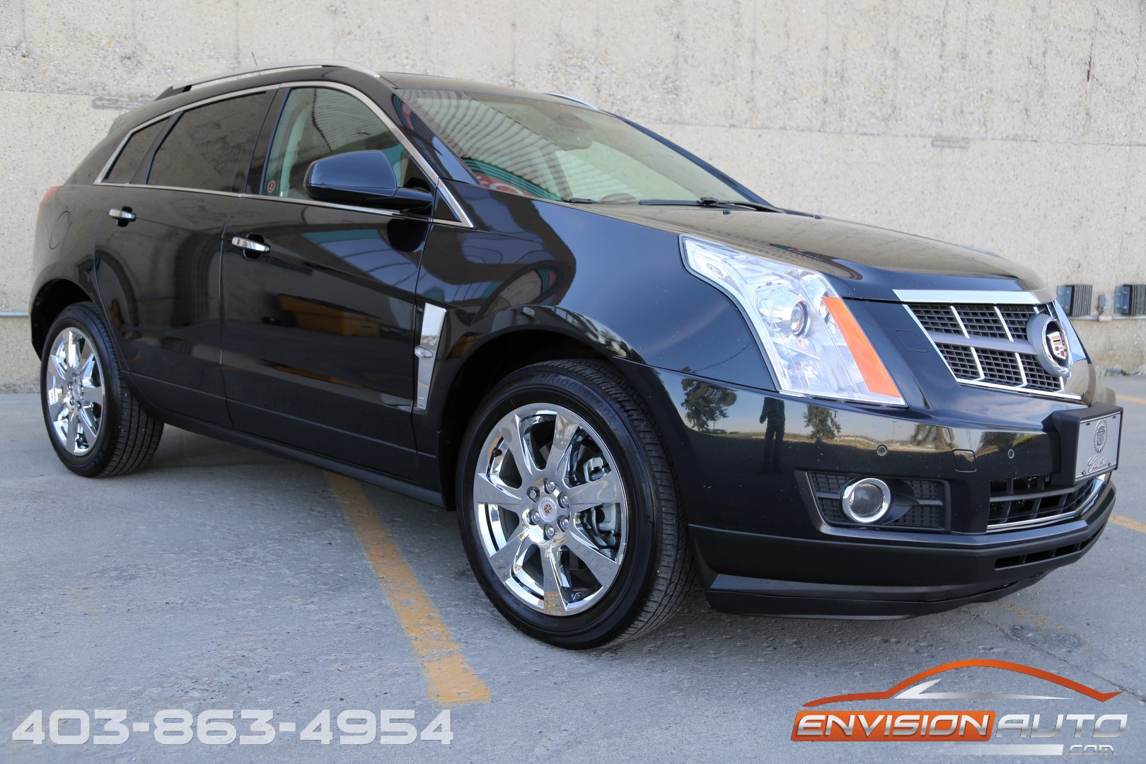 2011 Cadillac Srx Luxury Amp Performance Envision Auto