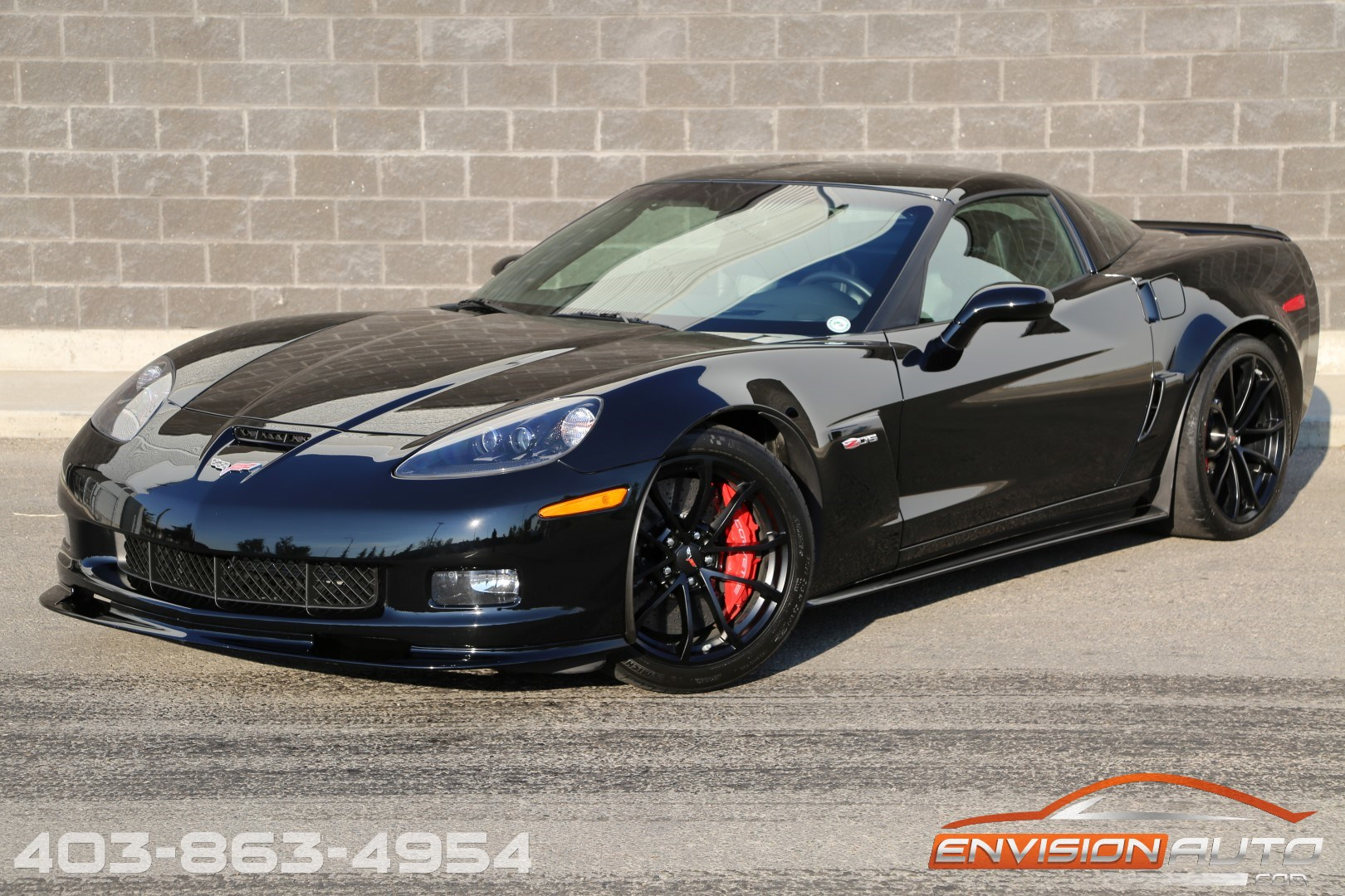 2013 Chevrolet Corvette Z06 Z07 3lz Magnetic Ride