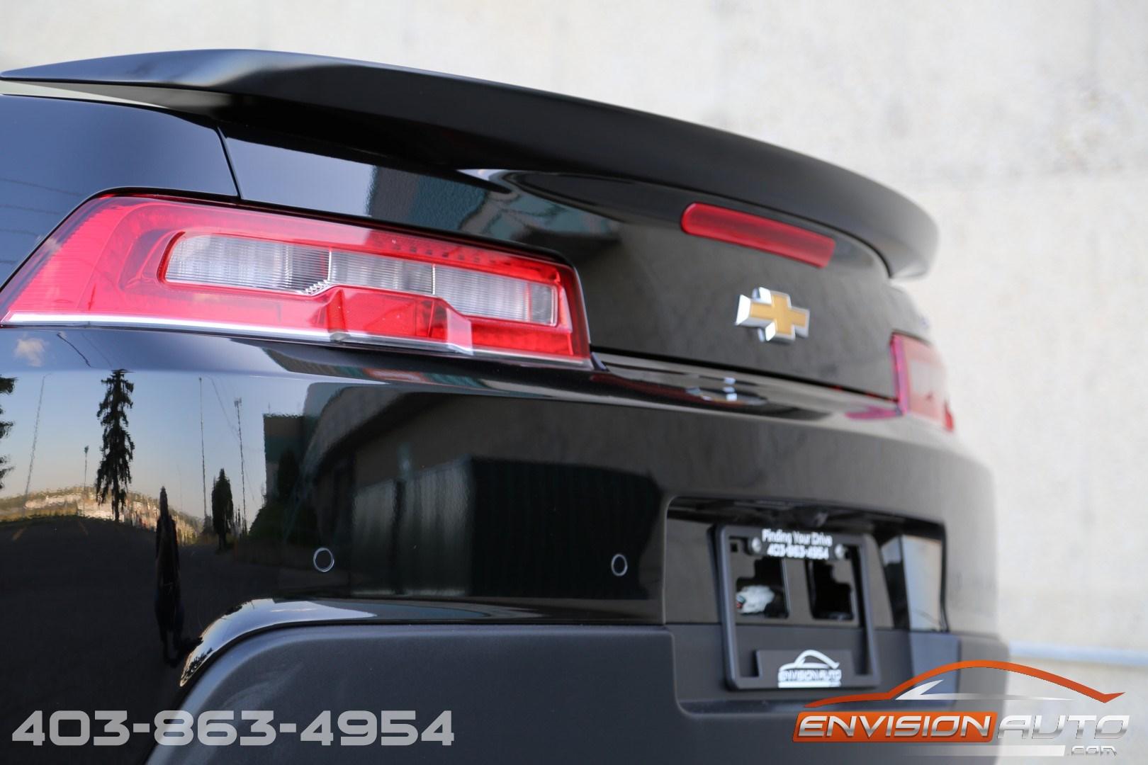 2015 Chevrolet Camaro Ss 2ss Rs 1le Track Pkg