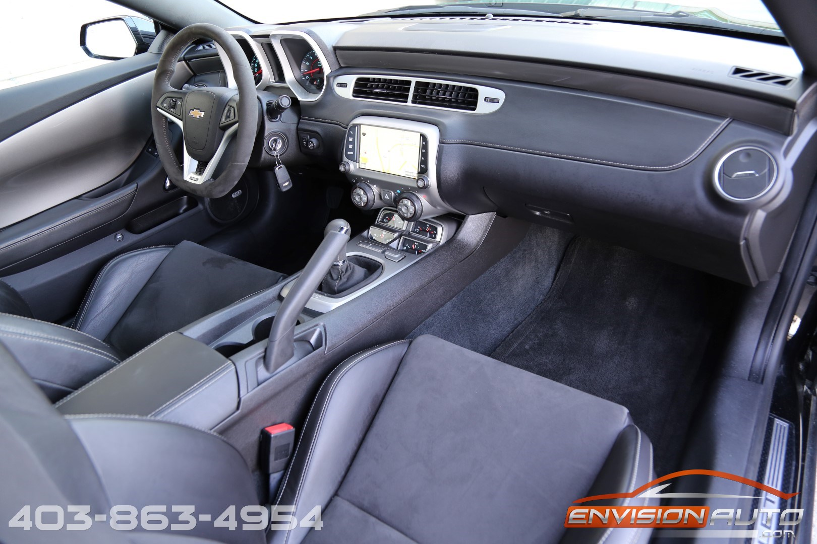 2015 Chevrolet Camaro SS \ 2SS \ RS \ 1LE Track Pkg \ Recaro