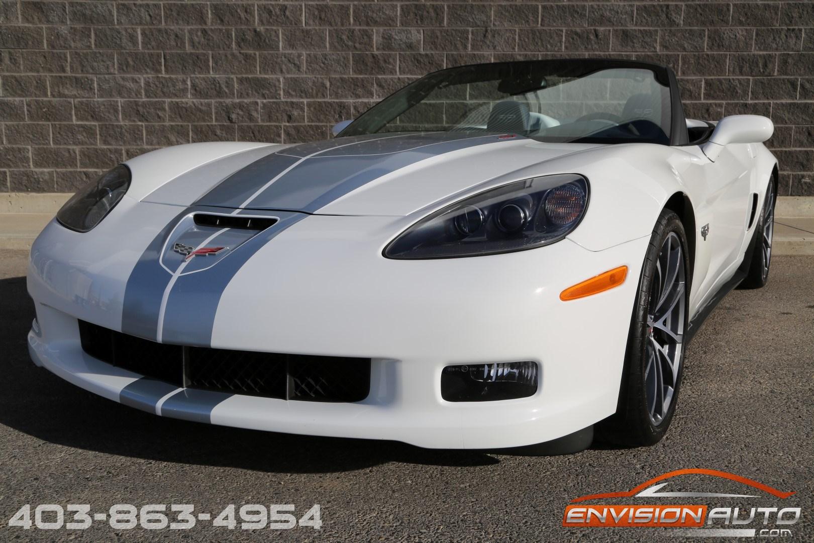 2013 chevrolet corvette 427 convertible 4lt collectors