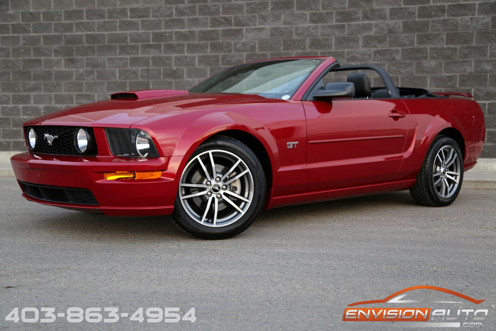 2008 Ford Mustang Gt Convertible Edelbrock Supercharged