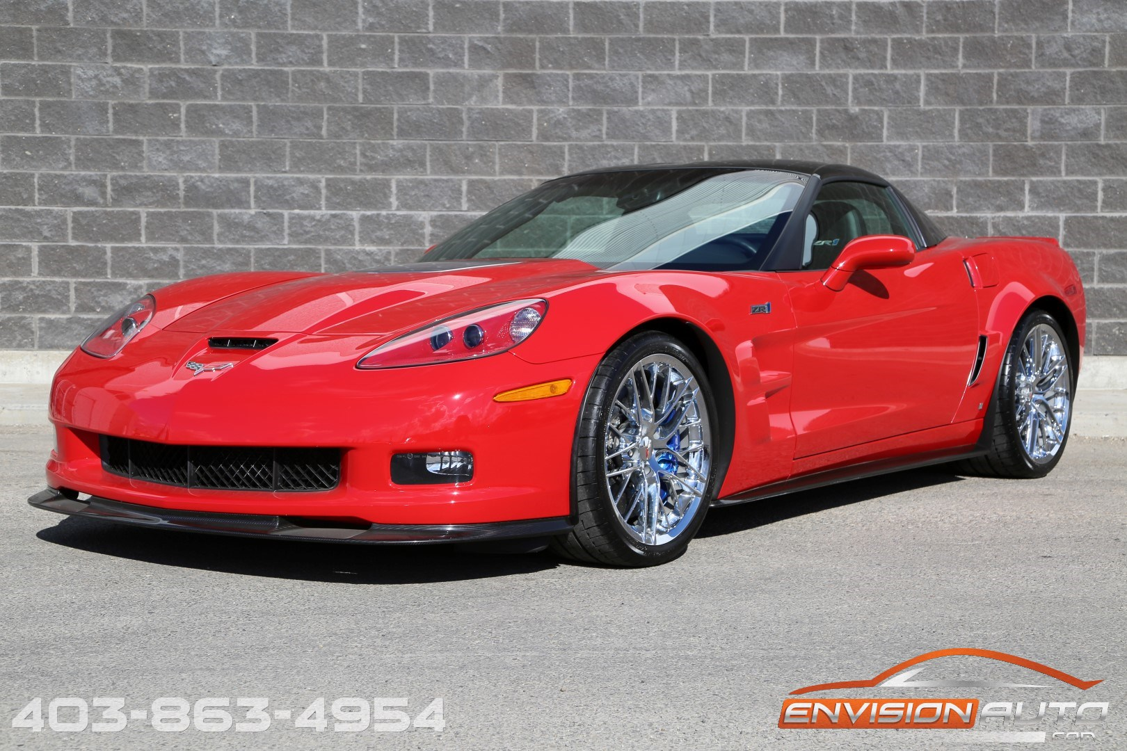 2009 Chevrolet Corvette Zr1 1se 3zr Option Only 6 300